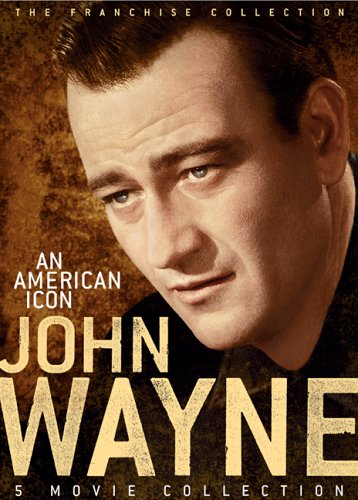 John Wayne: An American Icon Collection: Seven Sinners / The Shepherd Of The Hills / Pittsburgh / The Conqueror / Jet Pilot DVD Image