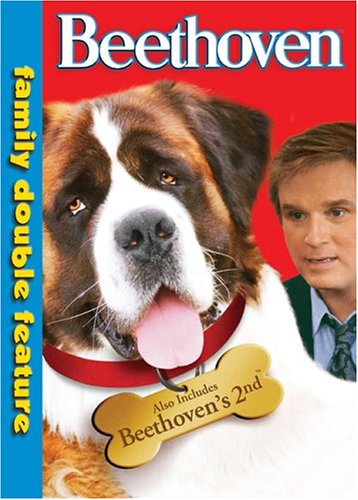 Beethoven Family Double Feature: Beethoven (1992/ Old Version) / Beethoven's 2nd (Special Edition) DVD Image