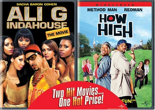 Ali G Inda House: The Movie/How High DVD Image