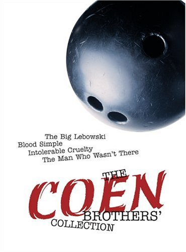 The Coen Brothers Collection (The Big Lebowski/Blood Simple/The Man Who Wasn't There/Intolerable Cruelty) DVD Image