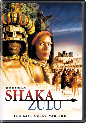 Shaka Zulu: The Last Great Warrior (Special Edition) DVD Image