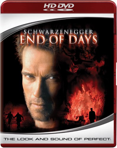 End Of Days (HD-DVD) DVD Image