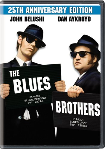 Blues Brothers (25th Anniversary Edition / Pan & Scan) DVD Image