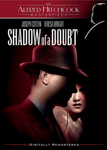 Shadow of a Doubt DVD Image