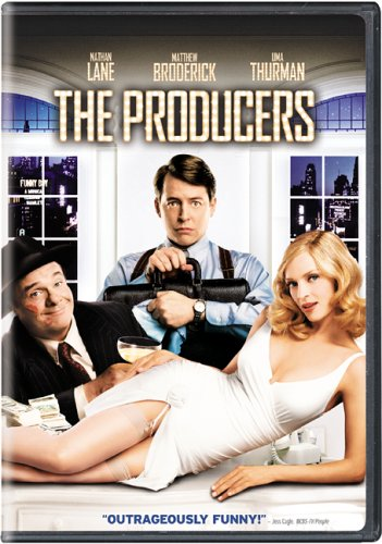 The Producers DVD Image