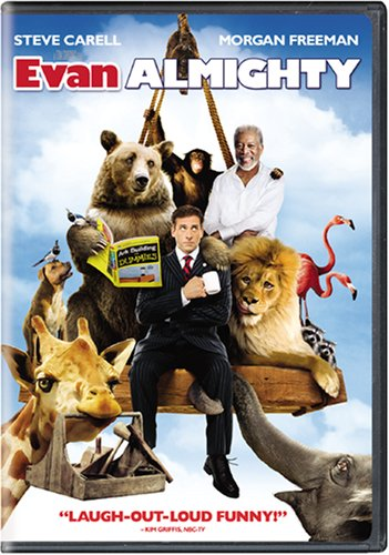 Evan Almighty (Widescreen) DVD Image