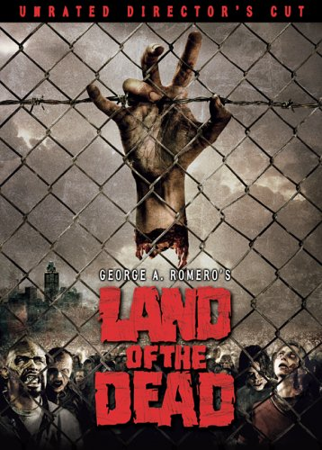 Land of the Dead (Unrated Edition) DVD Image