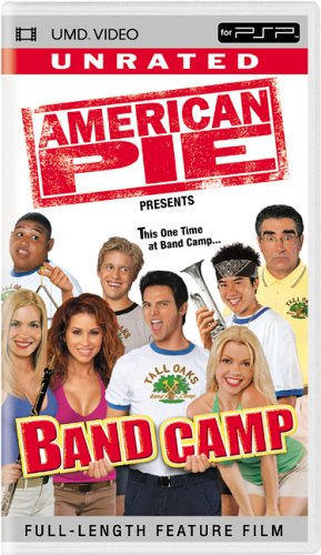 American Pie Presents: Band Camp [UMD for PSP] DVD Image