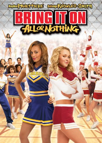 Bring It On - All Or Nothing (Full Screen) DVD Image