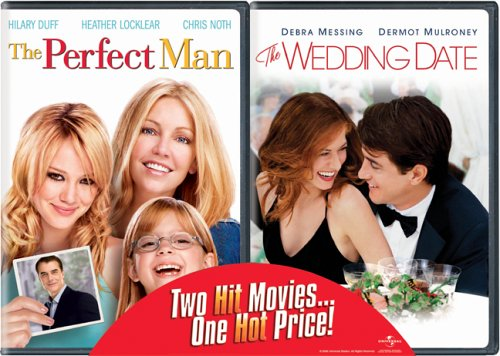 PERFECT MAN, THE / THE WEDDING DATE VALU (DVD MOVIE) DVD Image