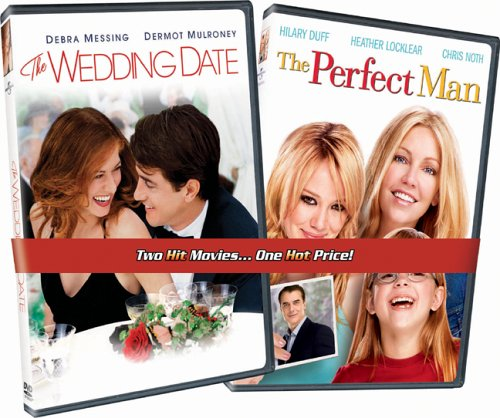 The Perfect Man/The Wedding Date DVD Image