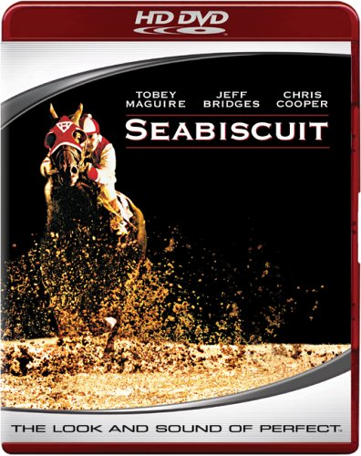 Seabiscuit (2003/ HD-DVD) DVD Image