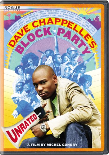 Dave Chappelle's Block Party (Widescreen/ Unrated Version) DVD Image