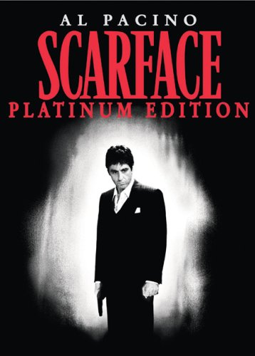 Scarface (1983/ Platinum Edition) DVD Image