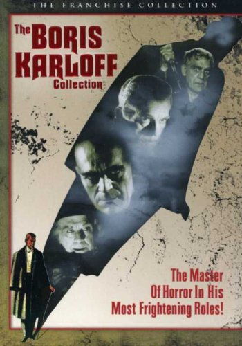 The Boris Karloff Collection (Tower of London / The Black Castle / The Climax / The Strange Door / Night Key) DVD Image