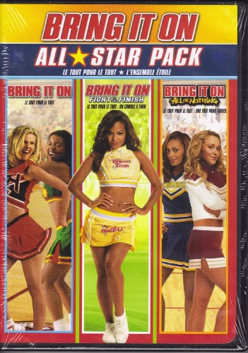 Bring It On: All or Nothing/Bring It On DVD Image