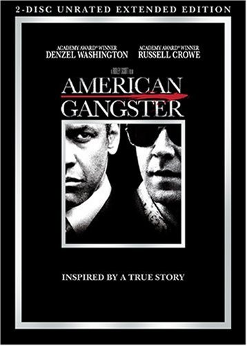 American Gangster (2007/ Unrated Extended Edition/ 2-Disc) DVD Image