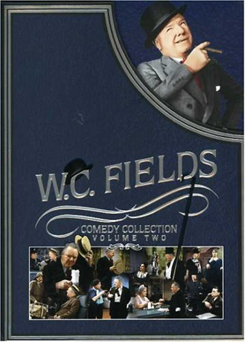 W.C. Fields Comedy Collection, Vol. 2 (The Man on the Flying Trapeze / Never Give A Sucker An Even Break / You're Telling Me! / The Old Fashioned Way / Poppy) DVD Image
