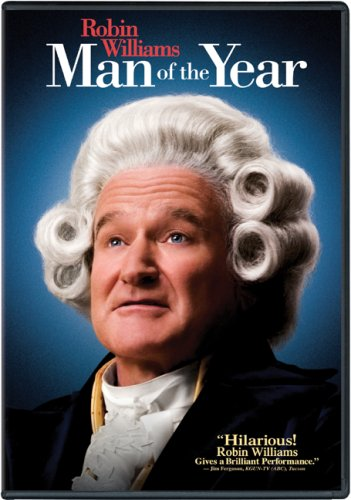 Man Of The Year (2006/ Widescreen) DVD Image