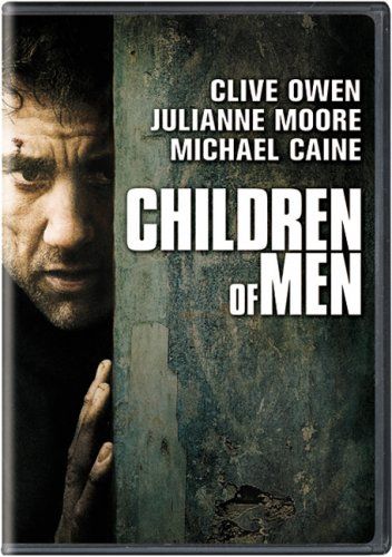 Children Of Men (Widescreen) DVD Image