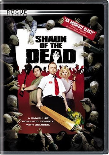Shaun Of The Dead (HD-DVD) DVD Image