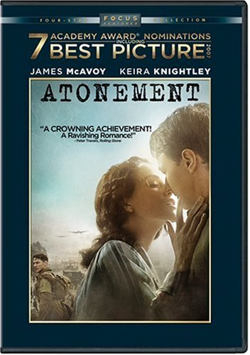 Atonement (Widescreen/ Special Edition) DVD Image