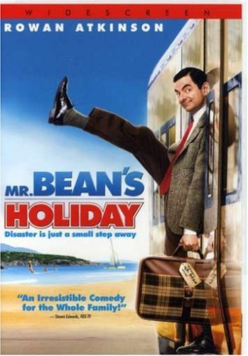 Mr. Bean's Holiday (Widescreen) DVD Image