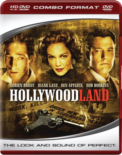 Hollywoodland (Combo HD DVD and Standard DVD) [HD DVD] DVD Image