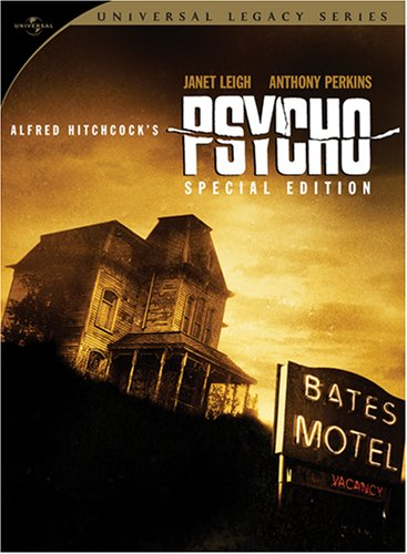 Psycho (1960/ Special Edition) DVD Image