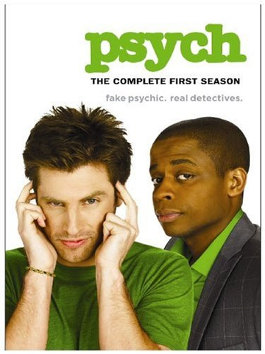 Psych: The Complete 1st Season (Special Edition) DVD Image