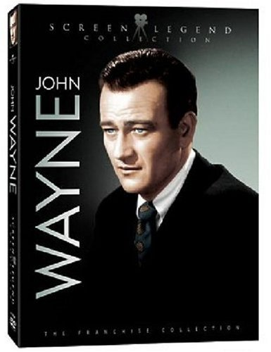 John Wayne: Screen Legend Collection (Reap the Wild Wind / Rooster Cogburn / The Hellfighters / The War Wagon / The Spoilers) DVD Image