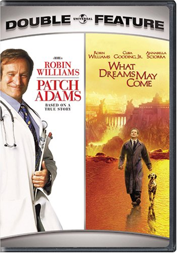 Patch Adams/What Dreams May Come DVD Image