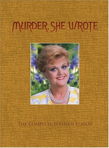 Murder, She Wrote - The Complete Seventh Season DVD Image