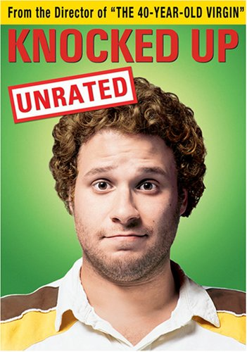 Knocked Up (Pan & Scan/ Unrated Version) DVD Image