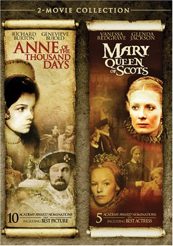 Anne Of The Thousand Days / Mary, Queen Of Scots (Special Edition) DVD Image
