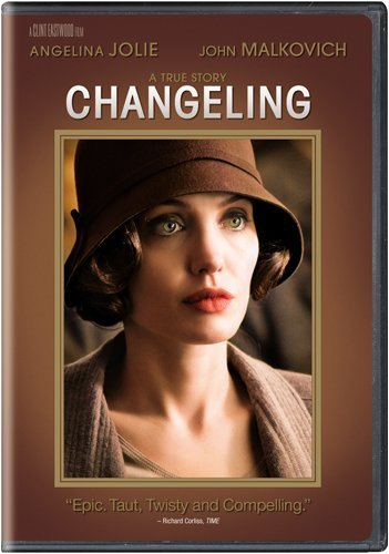 Changeling (2008) DVD Image