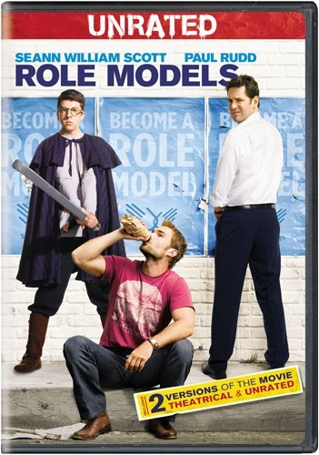 Role Models (R-Rated Version & Unrated Version/ Special Edition) DVD Image