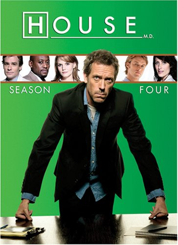 House M.D.: Season 4 DVD Image