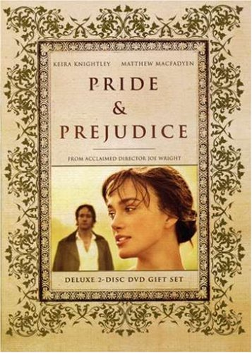 Pride & Prejudice (Two-Disc Collector's Edition) DVD Image