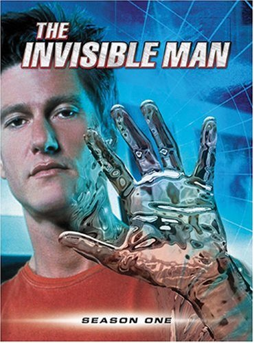 The Invisible Man: Season One DVD Image