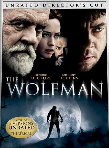 The Wolfman DVD Image