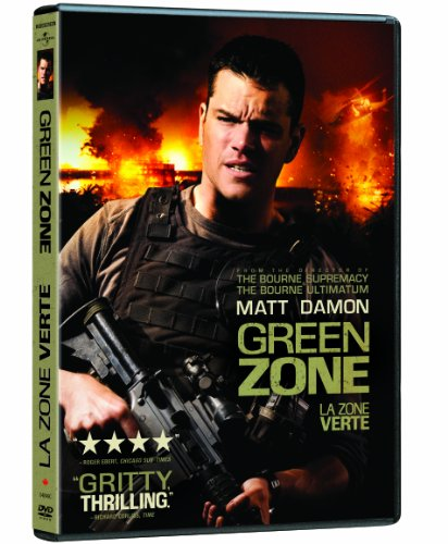 Green Zone DVD Image