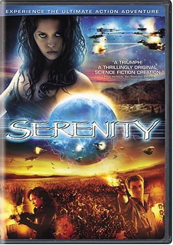 SERENITY (2005) (WITH MOVIE CASH) / (FULL DUB SUB) - SERENITY (2005) (WITH MOVIE CASH) / (FULL DUB SUB) DVD Image