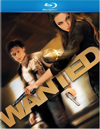 Wanted (2008/ Widescreen/ Blu-ray) DVD Image