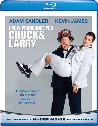 I Now Pronounce You Chuck and Larry [Blu-ray] DVD Image