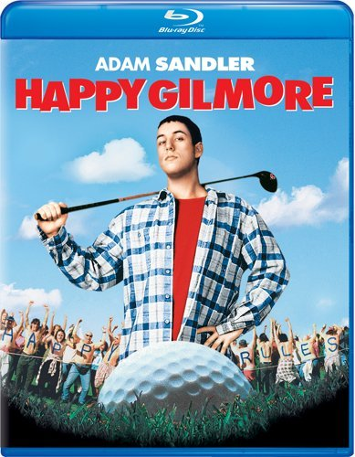 Happy Gilmore [Blu-ray] DVD Image