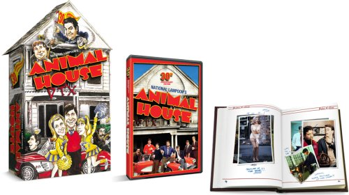 National Lampoon's Animal House (Widescreen/ 30th Anniversary Edition/ Gift Set Limited Edition) DVD Image