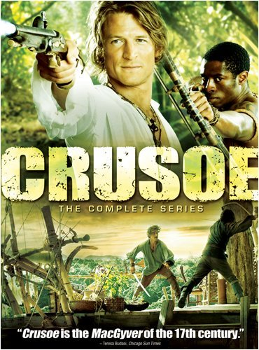 Crusoe: The Complete Series DVD Image