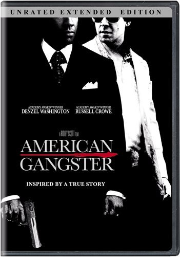 American Gangster DVD Image