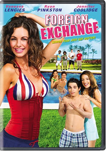 Foreign Exchange [dvd] [conservative Art/ws/eng Sdh/sp/dol Dig 5.1] DVD Image